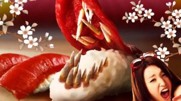 illustration du film Dead Sushi